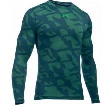 Pánske kompresné tričko Under Armour CG Jacquard