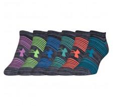 Dámske ponožky Under Armour Essential Twist 2.0
