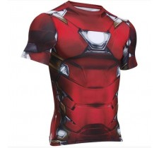 Pánske kompresné tričko Under Armour Ironman