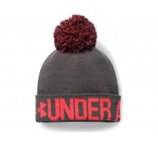 Dámska čiapka Under Armour Graphic Pom Beanie