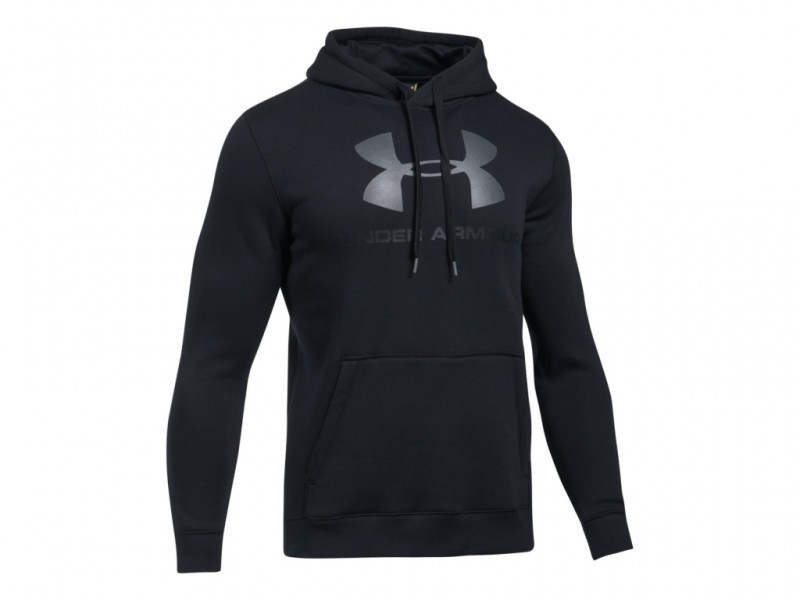 Pánska mikina Under Armour Rival Fitted Graphic - Sportup.sk 4b76e6cd7ed