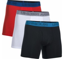 Pánske boxerky Under Armour Cotton Stretch 3Pack