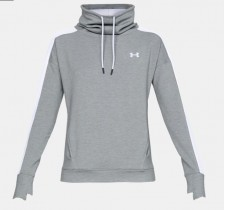 Dámska mikina Under Armour Featherweight Fleece Funnel