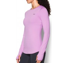 Dámske tričko Under Armour ColdGear Womens Long Sleeve Running
